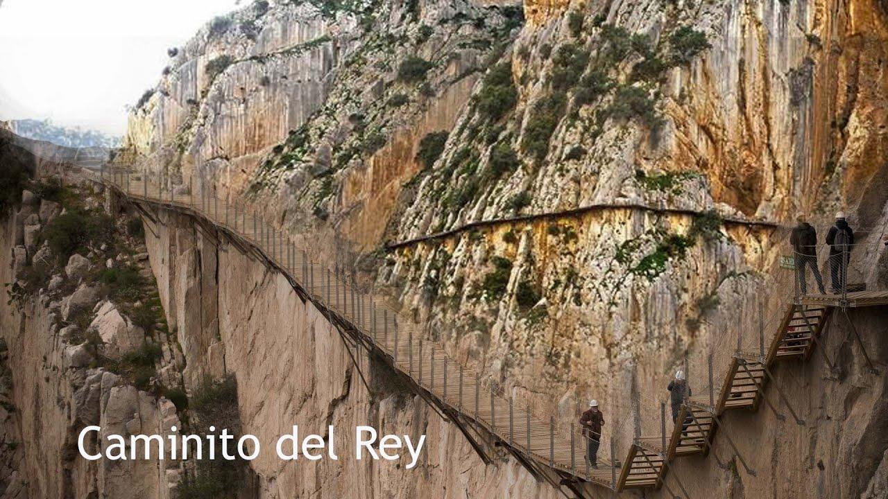 Klettersteig Caminito Del Rey : Caminito del rey der königsweg andalusien spanien youtube
