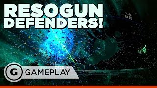 Protector Gameplay - Resogun Defenders