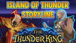 The Isle of Thunder Storyline [Lore 5.2]