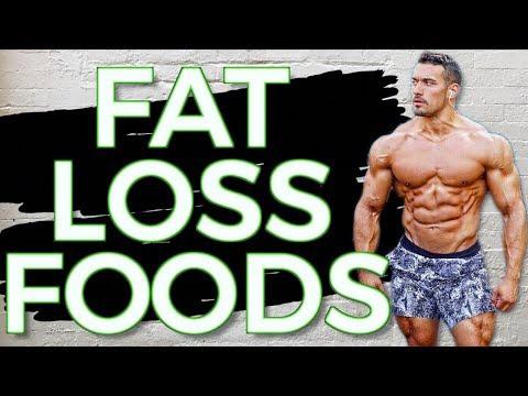 TOP 5 FAT SHREDDING FOODS