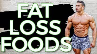 TOP 5 FAT SHREDDING FOODS