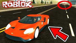 'NEW UPDATE' EPIC NEW SUPERFAST FORD GT PURCHASE!!! | Simulateur de véhicule Roblox DeanFromYT
