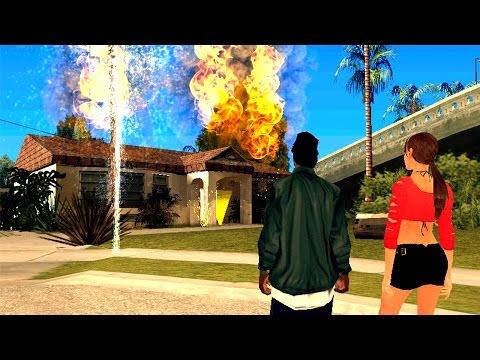 Ryder Pierde su Casa - GTA San Andreas (Loquendo)