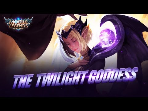 The Twilight Goddess Lunox Story Trailer Mobile Legends Bang Bang
