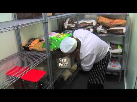 Food safety coaching Part 3  Pest control