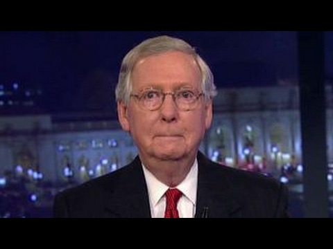 Sen. McConnell: We are going to get Gorsuch confirmed