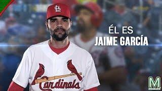 Conoce un poco más de Jaime García