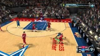 NBA 2K12: My Player - All Star Game (HD)