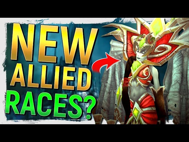 SAN'LAYN! The New Undead Blood Elf Allied Race?! Lich King Involvement?   Battle for Azeroth