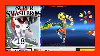 Super Smash Bros Ultimate #18 👊 Die Piranha-Pflanze in World of Light!