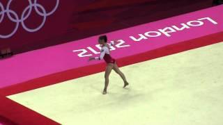 2012 Olympics EF Aliya Mustafina Floor
