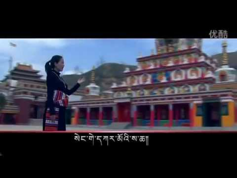 New Tibetan Song 2013 | Joyful Land  Tibet |  by Choetso Kyi