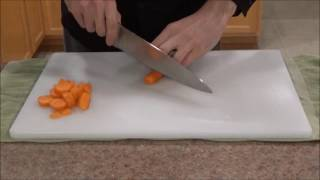 Winco CB-1218 Plastic Cutting Board