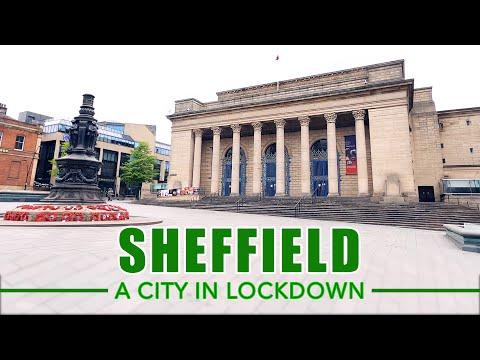 SHEFFIELD | A City In Lockdown (short film)