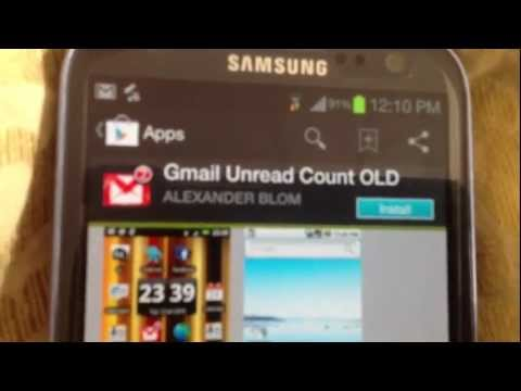 Android: Gmail Icon Not Showing Unread Emails On Phone? Easy Solution