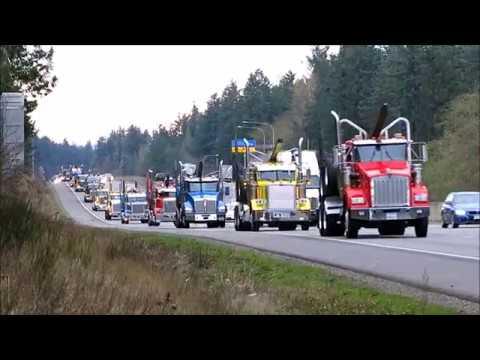John Sapp memorial convoy