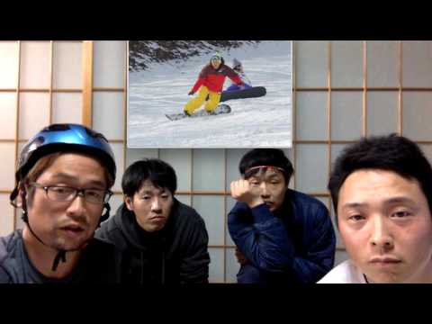 [west snowboard ch] #021 シークエンスから学ぼう!!(3/4)