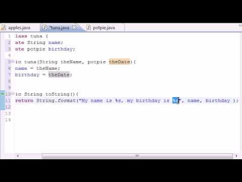 Java Programming Tutorial - 43 - Composition