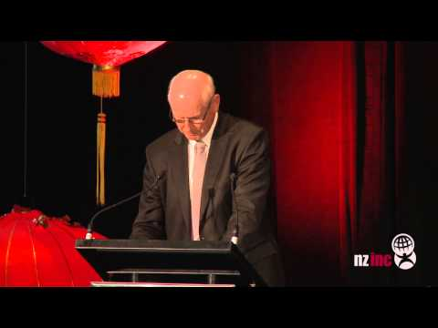 China Business Summit 2013 - Sir Graeme Harrison