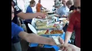 CZECH STREET FESTIVAL FOOD FOOD...5 MORE CZECH VIDEOS ON MY CHANNEL 66cats77.