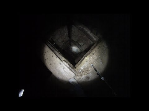 A long walk through an abandoned mine