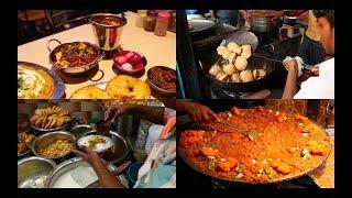 Most Amazing Street Foods of Delhi, India | Trending Delhi Street Food List 2018