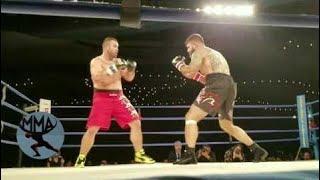 MMA&Boxing | Adam Braidwood vs. Tim Hague