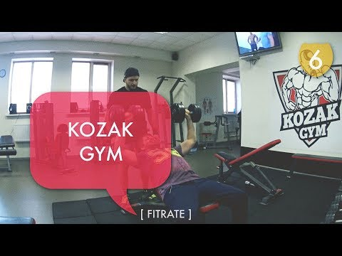 FitRate ( Kozak Gym ) vol 6