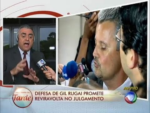 Defesa De Gil Rugai Promete Reviravolta No Segundo Dia De Julgamento