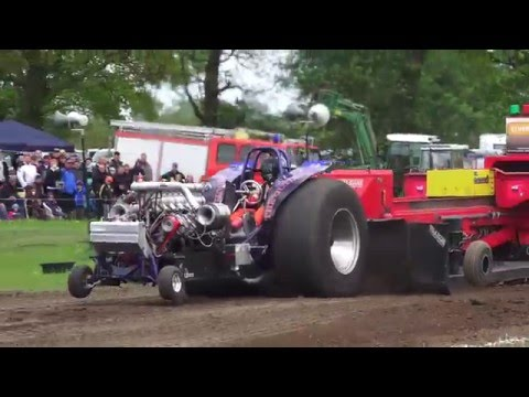 the outlaw 2 5t modified ha moor 2016 tractor pulling youtube. Black Bedroom Furniture Sets. Home Design Ideas