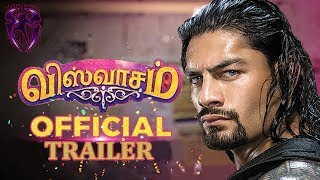 Viswasam Official Trailer | Roman Reigns