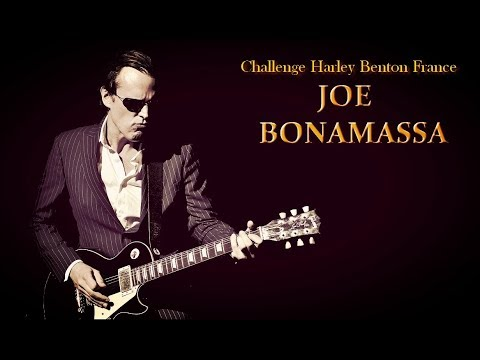 Joe Bonamassa Mountain Climbing Backing Track