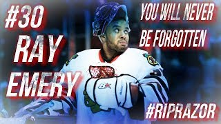 CHICAGO BLACKHAWKS RAY EMERY FAREWELL TRIBUTE [HD]