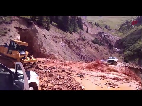 EPA releases Gold King Mine blowout footage: 'Get outta here?!... What do we do now?'