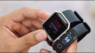 Honor Band 4 VS Fitbit | Accuracy Test & Continuous Heart Monitoring