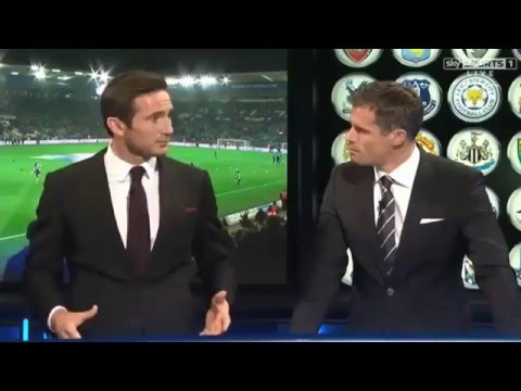 Frank Lampard and Jamie Carragher Analyze Aaron Ramsey For Arsenal vs Man City