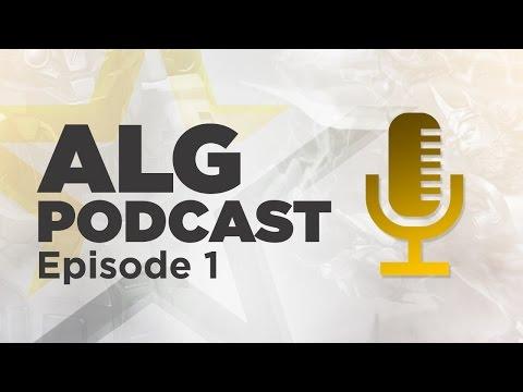 ALG Podcast Ep. 1 Ft. Weak3n & Copebby