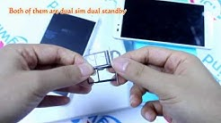 Huawei Honor 7 Dual Sim Slot Deisign Compared To Meizu Mx5
