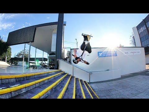 Thumbnail: WEB EDIT WEDNESDAY: FAKIE 180 BACKFLIP 8 STAIR!