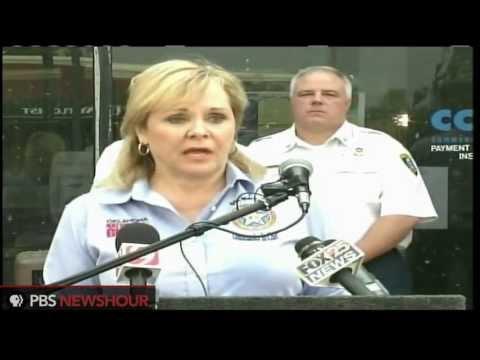 Oklahoma Governor Mary Fallin Talks About Moore, OK Tornado