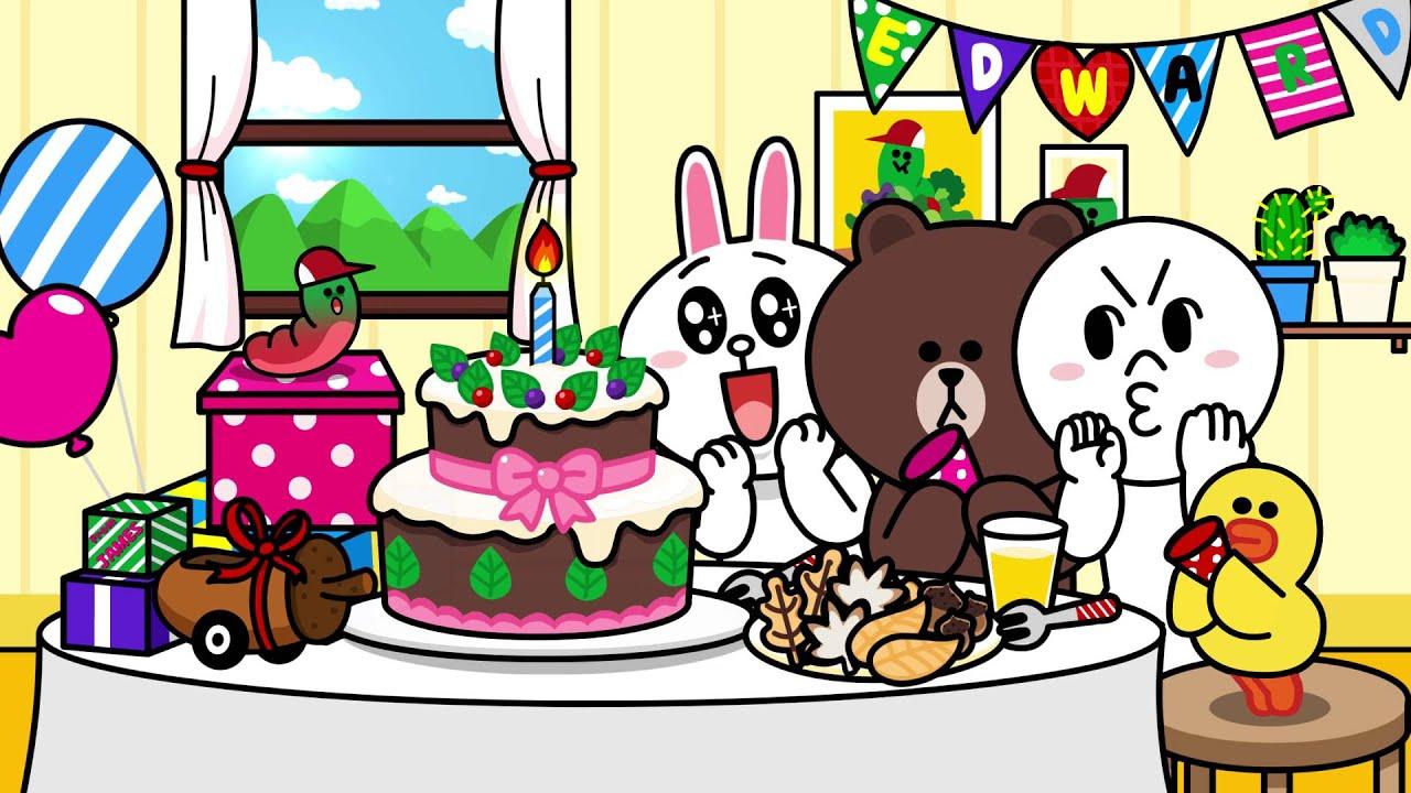 公式 エドワード happy birthday youtube