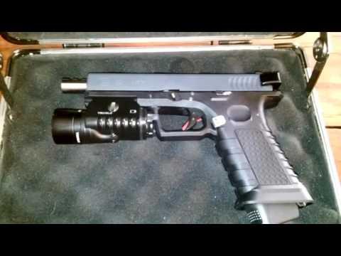 Spectre 80% Glock build part 2 (My Glockenstein)