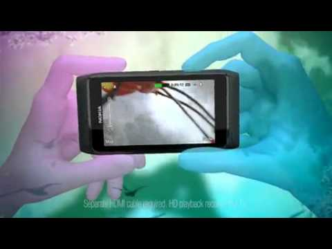 Nokia N8 smartphone - Shoot your movie in...