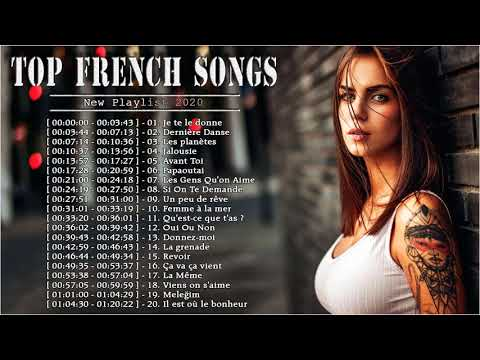 Top Hits     Playlist French Songs 2020    Best French Music 2020
