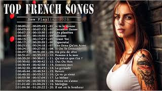 Top Hits  || Playlist French Songs 2020 || Best French Music 2020
