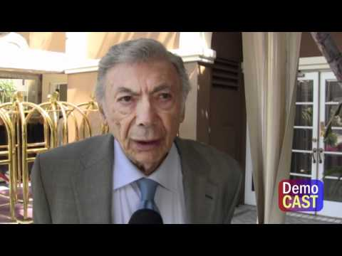 Ed Ames, actor & activist, impressions after meeting former Defense Secy Donald Rumsfeld