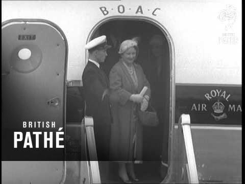 Bon Voyage To The Princess 1956