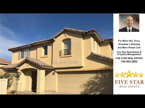 7186 DRAVITE Court, Las Vegas, NV Presented by Five Star Real Estate & Property Management.