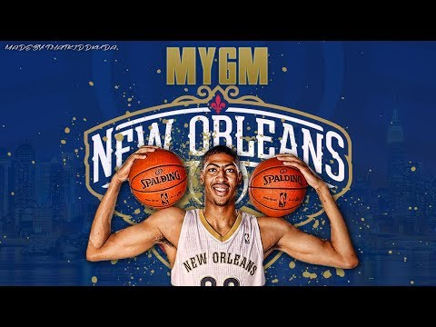 NBA 2K14 Next Gen My GM Mode Ep.1 - New Orleans Pelicans | Can Anthony Davis Win a Title? | Xbox One