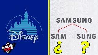 10 Logos y Nombres De marcas Que No Conoces Su Significado y Te Va a Sorprender - Los mejores Top 10